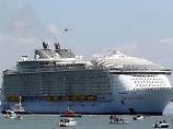 Die Megapötte kommen: Werden Kreuzfahrtschiffe noch größer?