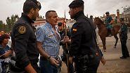 """""""Toro de la Vega"""" ohne Waffen: Spaniens erste unblutige Stierjagd"""