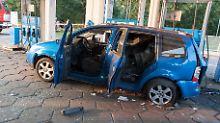 VW Touran explodiert: Aral stoppt Erdgasverkauf an Tankstellen