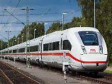 Bahn Fahren kann zunkünftig angenehmer werden, wenn die Bahn ihre Projekte auch realisiert.