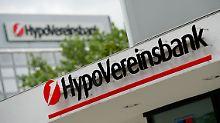 Hypovereinsbank verklagt Vorstände: Bank fordert 180 Millionen Euro von Ex-Chefs