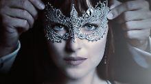 """SM-Fetisch mit Maske: """"Fifty Shades"""" setzt auf geheimnisvolle Erotik"""