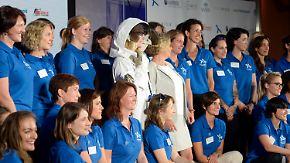 """Casting für Reise ins Weltall: Initiative """"Astronautin"""" will erste deutsche Frau ins All bringen"""