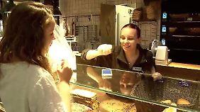 App gegen Lebensmittelverschwendung: Startup verkauft liegengebliebenes Restaurantessen