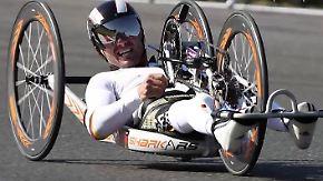Sieben Medaillen an einem Tag: Deutsche Paralympics-Athleten räumen in Rio ab