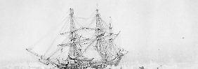 Fast 170 Jahre lang verschollen: Schiffswrack der HMS Terror aufgestöbert