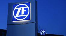ZF Friedrichshafen liegt noch unter dem Angebot von Knorr-Bremse.
