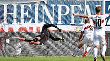 Braunschweig siegt weiter: Stuttgart schlägt FCK auch ohne Luhukay