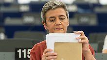 Nach Steuerbescheid für Apple: EU hat weitere Konzerne auf der Liste