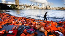 1,65 Millionen Asylanträge: OECD zählt Nachkriegshoch bei Flüchtlingen