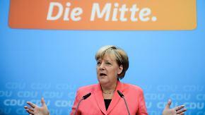 """Merkel zur Flüchtlingspolitik: """"Wenn ich könnte, würde ich die Zeit zurückspulen"""""""