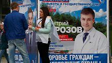 Erneut Unregelmäßigkeiten: OSZE kritisiert Dumawahl