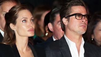 Gras, Alkohol, Aggression bei Brangelina?: Angelina Jolie lässt sich von Brad Pitt scheiden