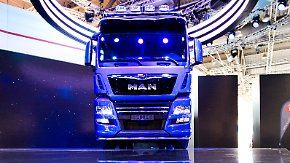Innovationen der Nutzfahrzeug-Messe: IAA zeigt in Hannover Zukunft der Transportbranche