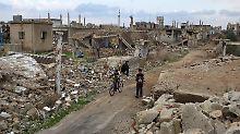 Der Syrien-Krieg in Zahlen: Die Verwüstung lässt sich nicht mehr messen