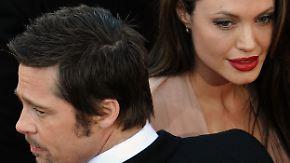 Promi-News des Tages: Pitt und Jolie treffen Übergangslösung im Sorgerechtsstreit