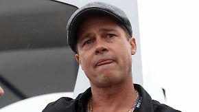 Vorwurf der Kindesmisshandlung: Bericht: Jugendamt ermittelt gegen Brad Pitt