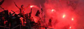 BGH stellt Schadensersatzpflicht fest: Krawallmacher haften für Klubstrafen