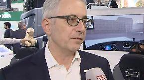"""Rolf Bulander, Bosch Mobility Solutions: """"Platooning wird sich in den nächsten zehn Jahren entwickeln"""""""