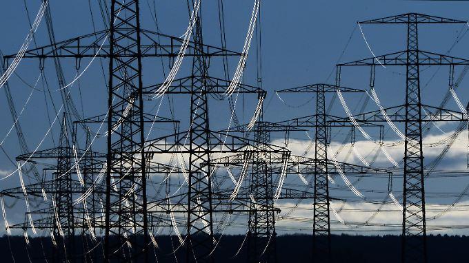 Ohne einen deutlichen Netzausbau kommt die Energiewende nicht voran.