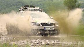 Škoda Euro Trek 2016: Hier sind Abenteurer gefragt