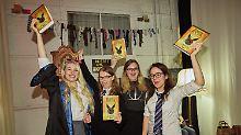 Seit Mitternacht im Buchhandel: Verkaufsstart für neuen Harry-Potter-Band