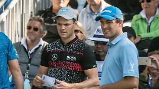 Porsche European Open: Kaymer und Fritsch in Schlussrunde hinter Levy