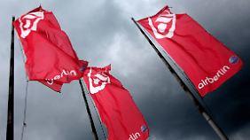 Nur 70 Flugzeuge bleiben übrig: Air Berlin muss wohl Radikal-Diät machen