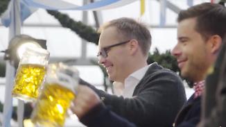 Gute Stimmung auf Bits & Pretzels: Etablierte Startups treffen auf motivierte Gründer