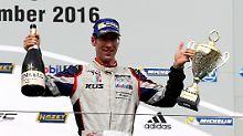 Spektakulärer Porsche Carrera Cup: Ammermüller gewinnt Action-Rennen