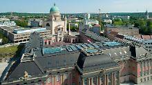 Immobilien-Boom in Uni-Städten: Der Osten zieht nach Potsdam und Jena