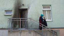 Kurz vor Einheitsfeier in Dresden: Unbekannte verüben Sprengstoffanschläge