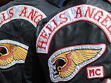 Großrazzia im Morgengrauen: 700 Polizisten gegen Hells Angels im Einsatz