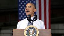 Präsident zum ersten Mal überstimmt: US-Kongress schmettert Obamas Veto ab