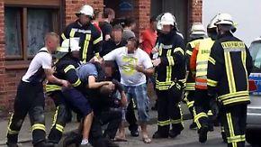 Nach tödlichem Unfall in Eisdiele: Prügelnde Gaffer stehen in Bremervörde vor Gericht