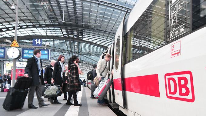 Billige Zugfahrten