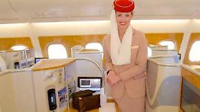 n-tv Ratgeber: So fliegt es sich in der teuersten Reiseklasse der Welt