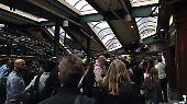In Station Hoboken gerast: Tödliches Zugunglück bei New York