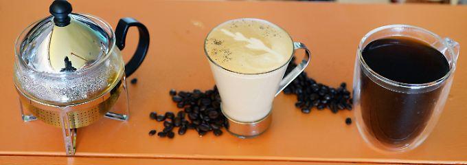 Viel mehr als nur ein Wachmacher: Kaffee macht auch potent