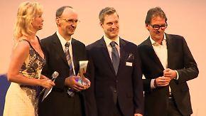 Energy Award verliehen: Start-ups krempeln die Energiebranche um