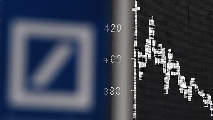 Krumme Deals der Deutschen Bank gefährden ihre Stabilität und laden Spekulanten zur Attacke ein.