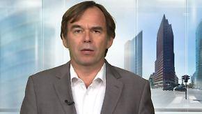 """Sicher durch die Krise: """"Ab 100.000 Euro sollte man sich eine zweite Bank suchen"""""""