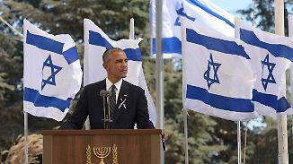Zehntausende trauern in Jerusalem: Spitzenpolitiker nehmen Abschied von Schimon Peres