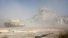 Tod bei Anti-IS-Offensive: IS erschießt Journalisten in Libyen