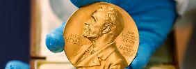 Nobelpreis-Reigen beginnt wieder: Wichtige und kuriose Namen und Zahlen