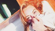 Missgeschick beim Ankern: Lindsay Lohan verliert beinahe ihren Finger