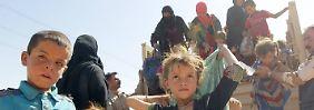 Kinder auf Flucht vor IS getötet: Uno warnt vor neuer Flüchtlingskrise im Irak
