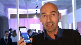 Erster Blick auf Google-Smartphone Pixel: Das kann der neue iPhone-Jäger