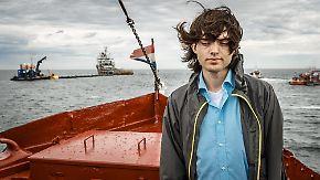 Kaum zu glauben, aber wahr: 21-jähriger Niederländer will die Weltmeere retten