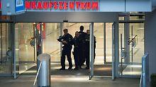 In einem Münchner Einkaufszentrum tötete der Amokläufer im Juli mehrere Menschen und sich selbst.